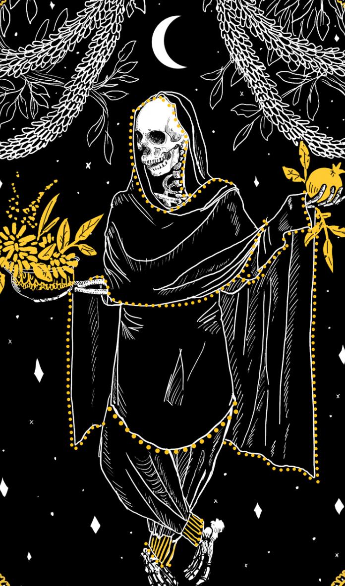 http://amritbrarillustration.com/the-marigold-tarot